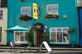 Bed and breakfast                         in sneem co kerry bank house